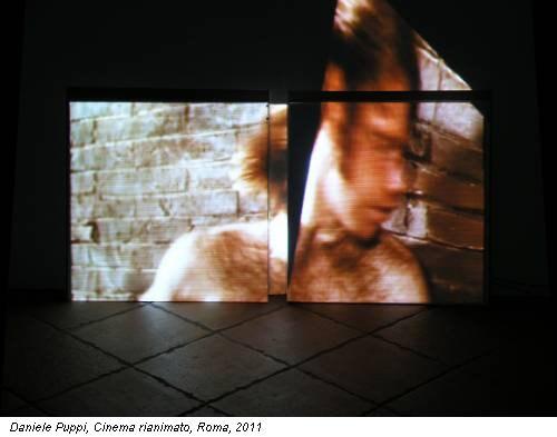 Daniele Puppi, Cinema rianimato, Roma, 2011