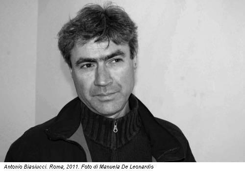 Antonio Biasiucci. Roma, 2011. Foto di Manuela De Leonardis