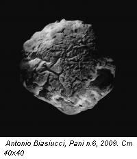 Antonio Biasiucci, Pani n.6, 2009. Cm 40x40