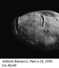 Antonio Biasiucci, Pani n.28, 2009. Cm 40x40
