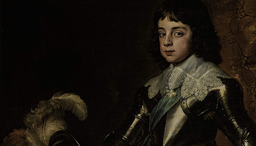 I Re bambini di Van Dyck all'asta