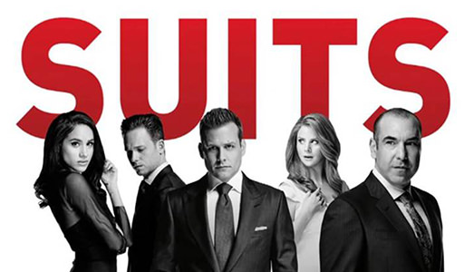 BINGE WATCHING | Suits